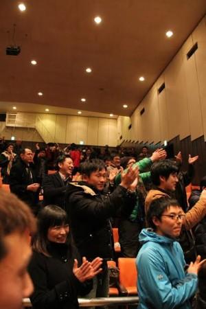 7-会場の皆様の応援のおかげでしたm(_ _)m